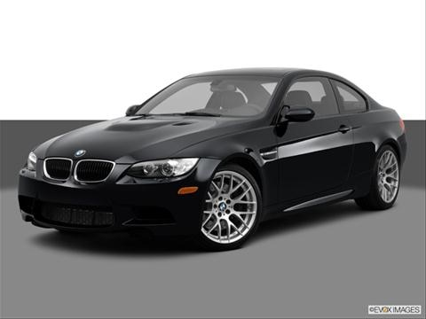 2013 BMW M3 2-door   Coupe Front angle medium view photo