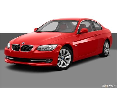 2013 BMW 3 Series 2-door 328i  Coupe Front angle medium view photo