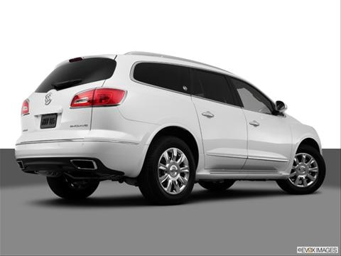 Buick Enclave vs Infiniti QX60: Design Comparison - Infiniti QX60 Forum