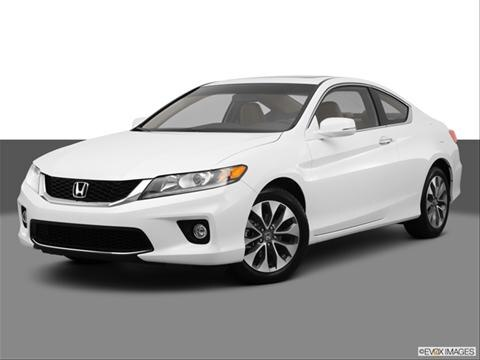 2013 Honda Accord 2-door EX  Coupe Front angle medium view photo