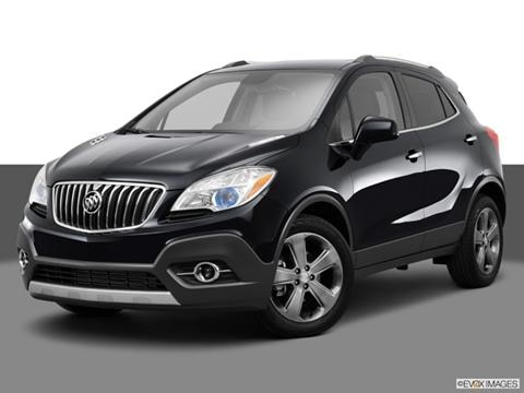 2013 Buick Encore 4-door   Sport Utility Front angle medium view photo