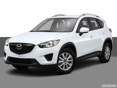 2014 Mazda CX-5 4-door Sport  Sport Utility Front angle medium view photo