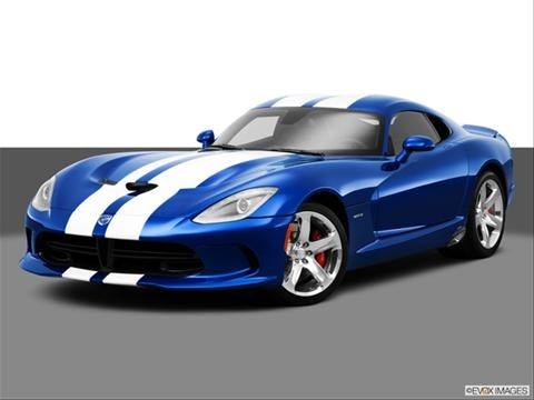 2013 SRT Viper 2-door   Coupe Front angle medium view photo
