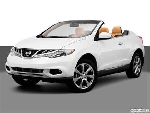 2014 Nissan Murano 2-door CrossCabriolet  Sport Utility Front angle medium view photo
