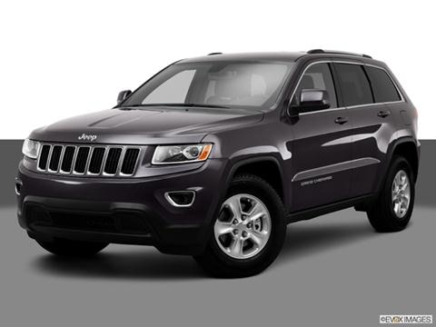 2014 Jeep Grand Cherokee 4-door Laredo  Sport Utility Front angle medium view photo