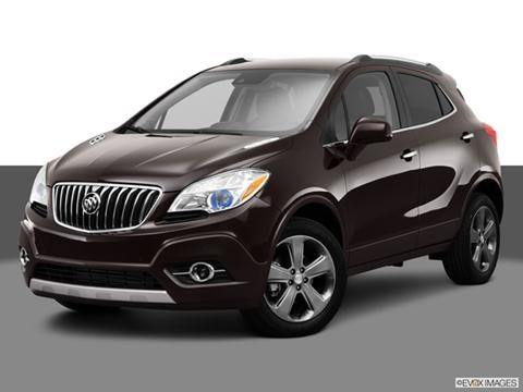2014 Buick Encore 4-door Premium  Sport Utility Front angle medium view photo