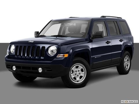 2014 Jeep Patriot 4-door Sport  Sport Utility Front angle medium view photo
