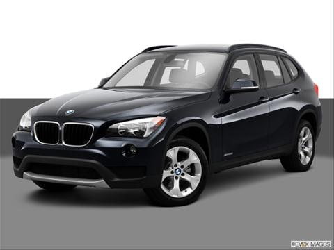 2014 BMW X1 4-door sDrive28i  Sport Utility Front angle medium view photo