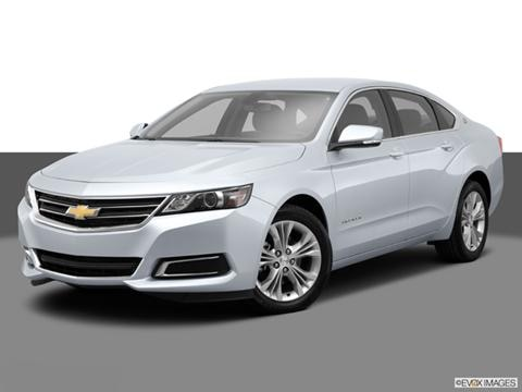 2014 Chevrolet Impala 4-door LT  Sedan Front angle medium view photo