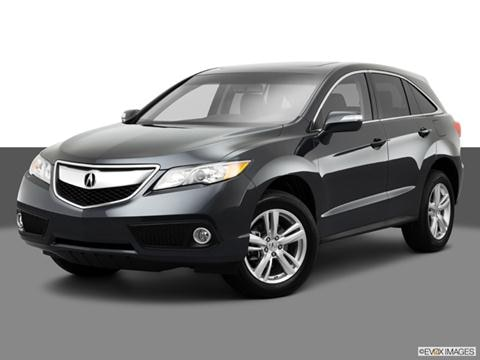 2014 Acura RDX 4-door   Sport Utility Front angle medium view photo