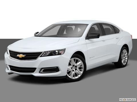 2014 Chevrolet Impala 4-door LS  Sedan Front angle medium view photo
