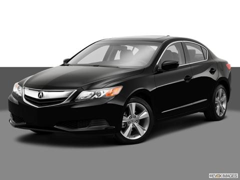 2014 Acura ILX 4-door 2.0L  Sedan Front angle medium view photo