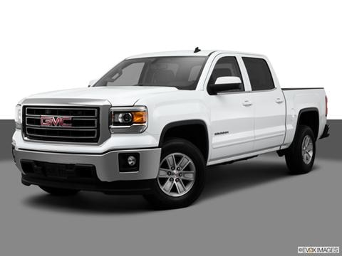 2014 GMC Sierra 1500 Crew Cab 4-door   Pickup Front angle medium view photo