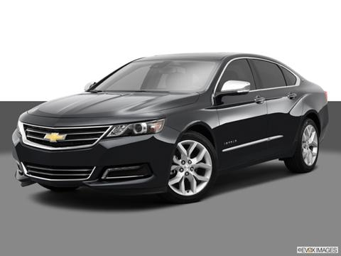 2014 Chevrolet Impala 4-door LTZ  Sedan Front angle medium view photo