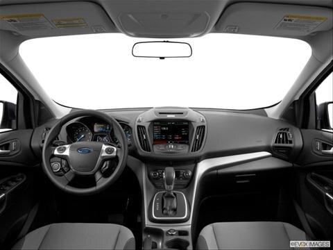 2014 Ford Escape 4-door SE  Sport Utility Dashboard, center console, gear shifter view photo
