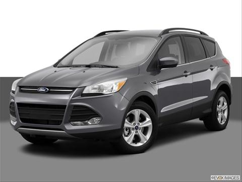 2014 Ford Escape 4-door SE  Sport Utility Front angle medium view photo