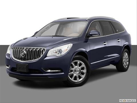 2014 Buick Enclave 4-door Leather  Sport Utility Front angle medium view photo