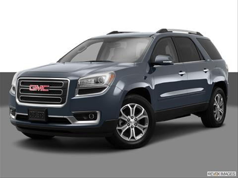 2014 GMC Acadia 4-door SLT-2  Sport Utility Front angle medium view photo