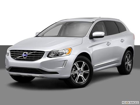 2014 Volvo XC60 4-door 3.2 Premier Plus  Sport Utility Front angle medium view photo