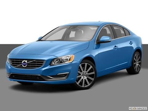 2014 Volvo S60 4-door T6  Sedan Front angle medium view photo