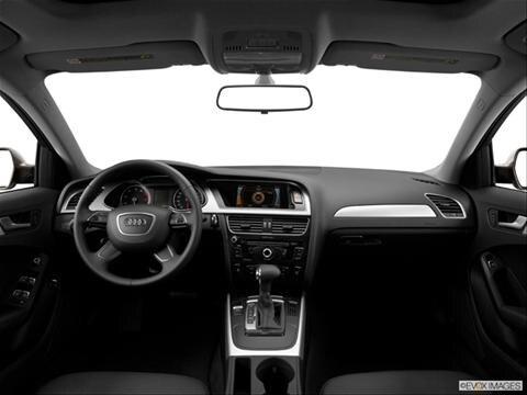 2014 Audi A4 4-door Premium  Sedan Dashboard, center console, gear shifter view photo