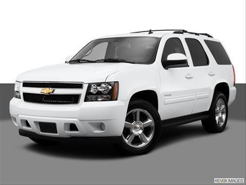2014 Chevrolet Tahoe 4-door LS  Sport Utility Front angle medium view photo