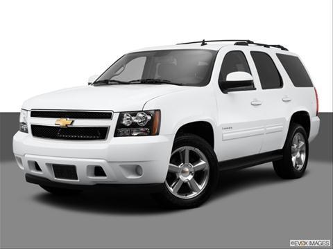 2014 Chevrolet Tahoe 4-door LS  Sport Utility Front angle medium view photo