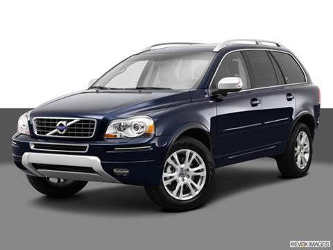 2014 Volvo XC90 4-door 3.2  Sport Utility Front angle medium view photo