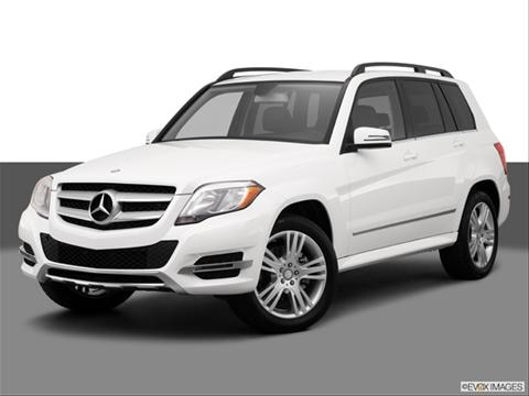 2014 Mercedes-Benz GLK-Class 4-door GLK350  Sport Utility Front angle medium view photo