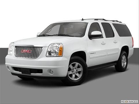 2014 GMC Yukon XL 1500 4-door SLT  Sport Utility Front angle medium view photo