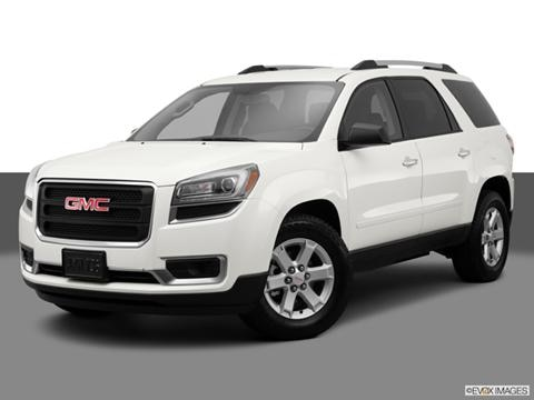 2014 GMC Acadia 4-door SLE-1  Sport Utility Front angle medium view photo