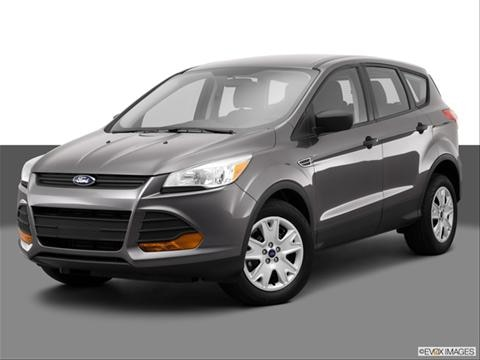 2014 Ford Escape 4-door S  Sport Utility Front angle medium view photo