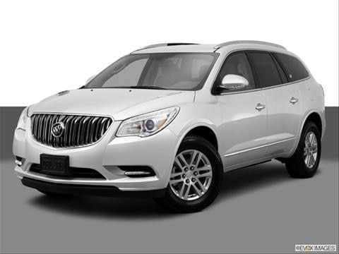 2014 Buick Enclave 4-door Convenience  Sport Utility Front angle medium view photo