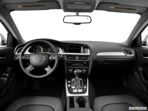 2014 Audi allroad 4-door Premium  Wagon Dashboard, center console, gear shifter view photo