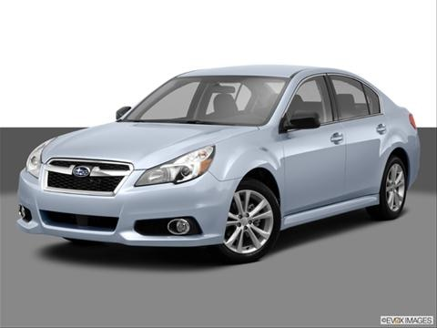 2014 Subaru Legacy 4-door 2.5i  Sedan Front angle medium view photo