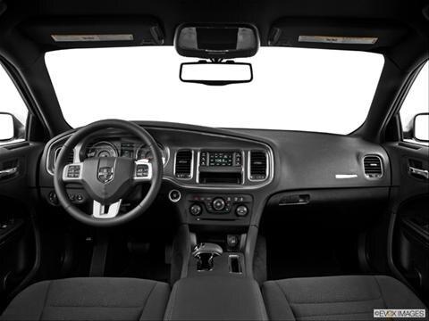 2014 Dodge Charger 4-door SE  Sedan Dashboard, center console, gear shifter view photo