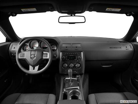 2014 Dodge Challenger 2-door SXT Plus  Coupe Dashboard, center console, gear shifter view photo