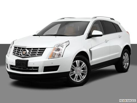 2014 Cadillac SRX 4-door Luxury Collection  Sport Utility Front angle medium view photo