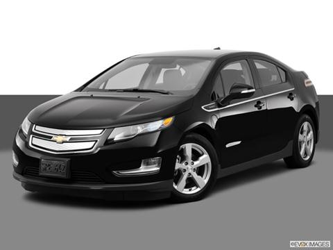 2014 Chevrolet Volt 4-door   Sedan Front angle medium view photo