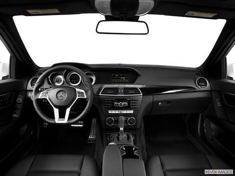 2014 Mercedes-Benz C-Class 4-door C300 4MATIC Sport  Sedan Dashboard, center console, gear shifter view photo