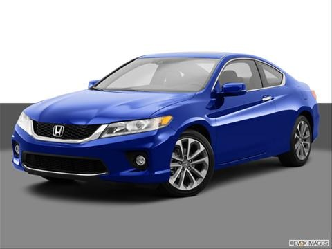 2014 Honda Accord 2-door EX-L  Coupe Front angle medium view photo