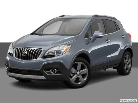 2014 Buick Encore 4-door   Sport Utility Front angle medium view photo