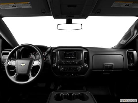 2014 Chevrolet Silverado 1500 Regular Cab 2-door Work Truck  Pickup Dashboard, center console, gear shifter view photo