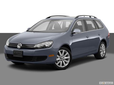 2014 Volkswagen Jetta SportWagen 4-door 2.5L S  Sport Wagon Front angle medium view photo