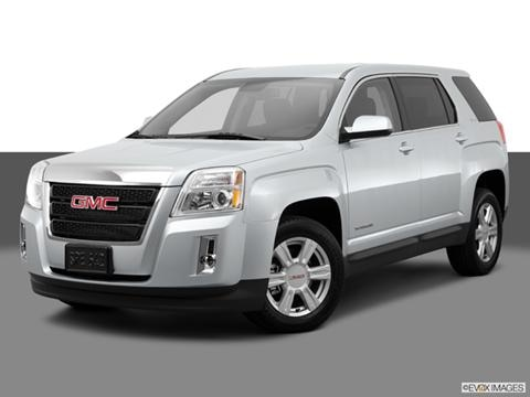 2014 GMC Terrain 4-door SLE-1  Sport Utility Front angle medium view photo
