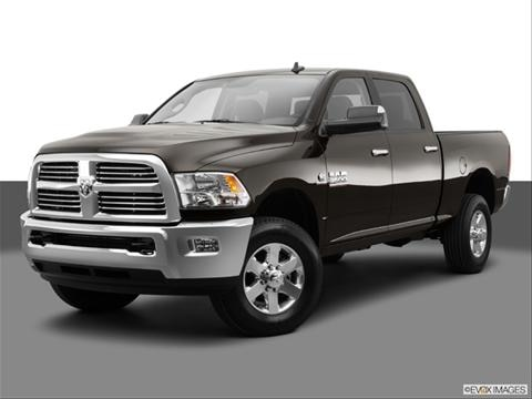 2014 Ram 2500 Crew Cab 4-door Tradesman  Pickup Front angle medium view photo