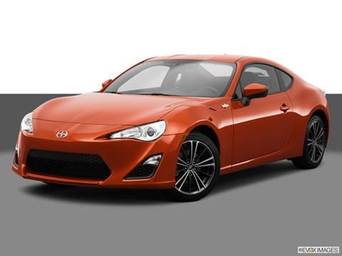 2014 Scion FR-S 2-door   Coupe Front angle medium view photo