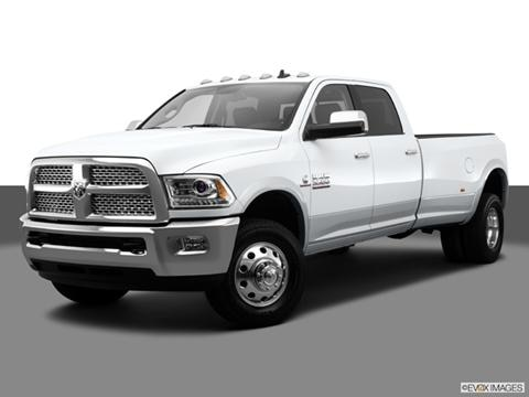 2014 Ram 3500 Crew Cab 4-door Tradesman  Pickup Front angle medium view photo