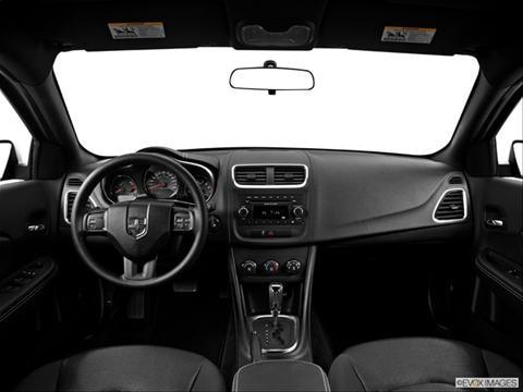 2014 Dodge Avenger 4-door R/T  Sedan Dashboard, center console, gear shifter view photo