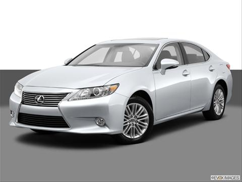 2014 Lexus ES 4-door ES 350  Sedan Front angle medium view photo